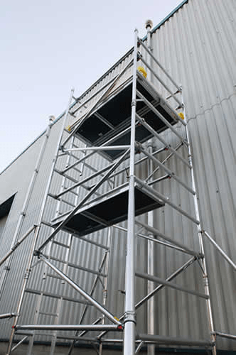 Ultra safe Alloy Tower Hire Penarth